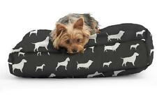 Stylish Memory Foam Medium Dog Pet Bed Easy Clean Removable Cover 30x20