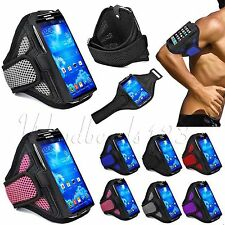 Sport Armband Case Cover Pouch Belt Running Jogging Gym For Samsung Galaxy S4 S3