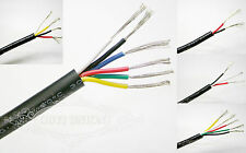Flexible Points&Signal Multicore Cable Small Power Data AUTO Cable CAR Wire1~10M