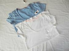 New Women's Gap Basic Short Sleeved Tee in Blue or White - Size M - NWT ($19.50)