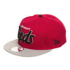 New Era - Cincinnati Reds Team Script Heather 9fifty Cap Team / Heather Mütze