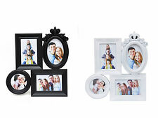 Stylish PHOTO FRAME Picture WALL SET Collage 4 Piece Multi Home Deco Gift