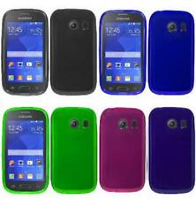 Samsung Galaxy Ace Style S765C Phone Cover TPU Gel Case & SCREEN PROTECTOR
