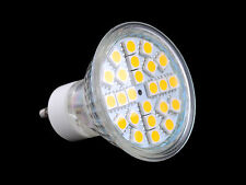 1W 5W GU10 SMD 3528 5050 LED Bulb Spotlight Down Light Lamp 65-265V Warm/Cool