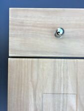 Kitchen Door and Drawer Unit Cabinet Cupboard Replacement Light Walnut Shaker -