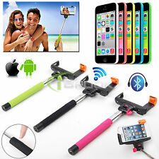 Selfie Wireless Bluetooth Self Portrait Tripod Monopod for IOS Android Phone New
