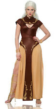 Daenerys Targaryen Dragon Princess Game of Thrones Barbarian Warror Costume