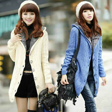 New winter more add wool sweater han edition loose cardigan sweater