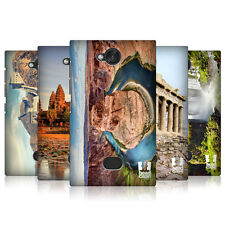 HEAD CASE FAMOUS LANDMARKS PROTECTIVE COVER FOR NOKIA ASHA 503
