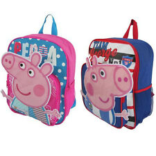 Kids Boys Girls Baby Animal Backpack / Zoo School Bag Lunch Box Back Pack