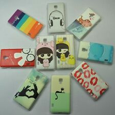 lot Optional Quantity Various Design Cute Hard Case For LG Optimus L7 II P710