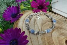 LIGHT BLUE~Awareness BRACELET~Awareness Jewelry~Care & Support Jewelry Gift~#FOB