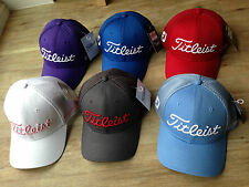 TITLEIST PROVI / FOOTJOY,RARE TOUR ONLY FITTED MESH CAP,COOL SUMMER COLOURS