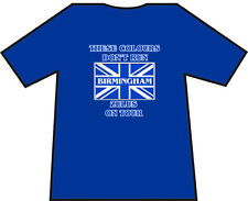 Birmingham City, Zulus on Tour, Casuals, Ultras, T-Shirts. Various sizes/colours