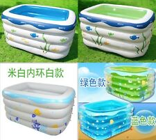 Baby Safety Inflatable Swimming Pool Inflatable Pool Air Pump above ground Bath