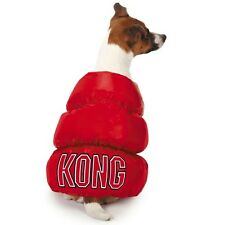 KONG TOY COSTUME Dog Pet Halloween Puffy Party Outfit Coat Classic Red All Sizes