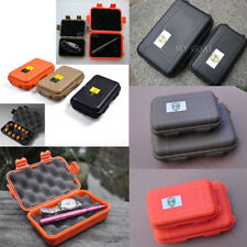 Outdoor Waterproof Shockproof Airtight Survival Case Container Storage Carry Box