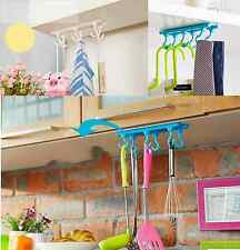 Practical Home Kitchen Ceiling Cabinets Hook Ceiling Storage Rack Holders 1Pcs