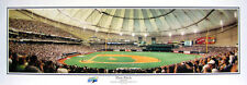 MLB 1998 Tampa Bay Rays Tropicana Field First Pitch Panoramic Poster 2010