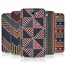 HEAD CASE STARS & STRIPES BATTERY DOOR COVER FOR SAMSUNG GALAXY NOTE 2 II N7100