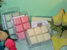 3 Six packs Clamshell Scented Tart Melts Handmade for all warmers U choose S