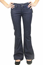 NWT Authentic Juicy Couture Jeans High Rise Flare Kingswell Denim Trousers/Pants