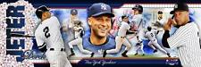 MLB Baseball Derek Jeter  New York Yankees Photoramic #2005