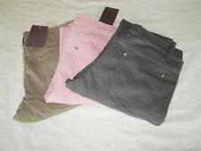 New Junior's Luxury Blues Pants Sizes 7,9,11 - NWT - Gray, Pink, Taupe