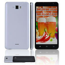 """5"""" Dual Sim Android 4.2 SmartPhone 2Core Unlocked 3G+GPS AT&T Straight Talk NEW"""