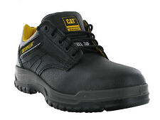 Mens CAT Caterpillar Dimen Low Steel Toe Cap Safety Work Shoes Trainers 6-12 UK