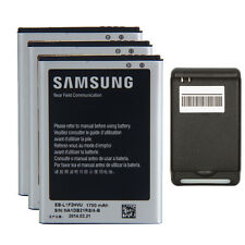 New for Samsung Galaxy s Blaze 4G i9250 SGH T769 1750mAh Battery + Wall Charger