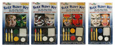 OUR FUN STUFF Face Paint Kit HALLOWEEN Makeup For Skin & Hair NEW! *YOU CHOOSE*