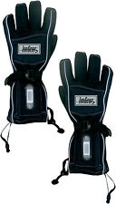 Hyperkewl Iongear Battery Powered Heated Gloves Black