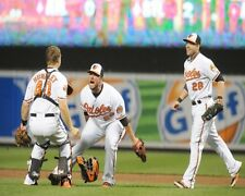 Baltimore Orioles 2014 AL East Champions Celebration Photo (Select Size)