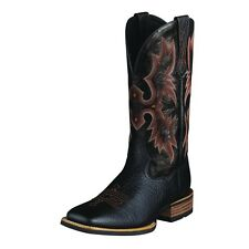 Ariat Western Boots Mens Cowboy Tombstone Black 10005873