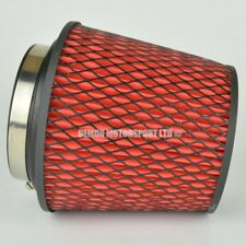 "Performance Air Filter Red For Induction Kit 4"" Inch or Select Size (51828)"