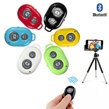 New Wireless Camera Bluetooth Selfie Remote Shutter For Galaxy S Note 1/3 iPhone