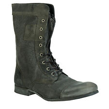 Henleys Sakura Mens High Ankle Boot In Charcoal From Get The Label HNY2