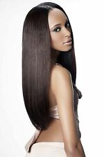NEW VIRGIN HUMAN HAIR BLACK BRAZILIAN WEAVE REMY STRAIGHT EXTENSIONS 12 14 16 18