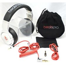 Genuine Beats By Dr. Dre Pro Noise Reduction Over-Ear Headphones with Case