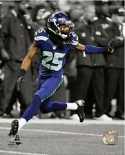Richard Sherman Seattle Seahawks 2013 NFL Spotlight Action Photo (Select Size)