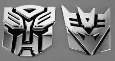 TR88 Protector Autobot Transformers Emblem Badge Graphics Decal Car Sticker 3D