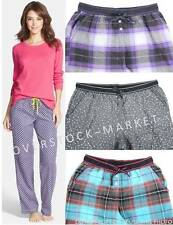 NEW WOMEN'S DKNY CITY GRID PAJAMA PANT! COTTON BLEND! VARIETY OF SIZES & COLORS!