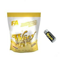 FITNESS AUTHORITY FA Whey Protein 908g Lean Muscle Low Fat FREE SCITEC SHAKER!
