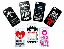 Diesel Mechanic Welder Phone Case for iPhone 4s 4 5c 6 Funny Toolbox Back Cover