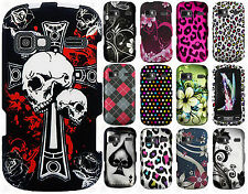 For LG Xpression 2 C410 Rubberized HARD Protector Case Snap On Phone Cover