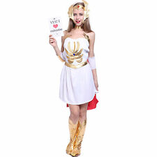 She Ra She-Ra Costume Super Hero Womens Theme Party Fancy Dress Cosplay Outfit