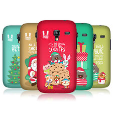 HEAD CASE WILBUR STAR CHRISTMAS BACK COVER FOR SAMSUNG GALAXY ACE PLUS S7500