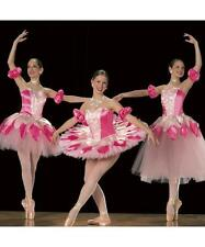 Waltz of the flowers professional ballet competition dance costume