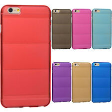 """Bulletproof-Vest Body Armor Rugged Clear TPU Case Cover for 5.5"""" iPhone 6 Plus"""